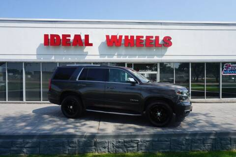 2017 Chevrolet Tahoe for sale at Ideal Wheels in Sioux City IA