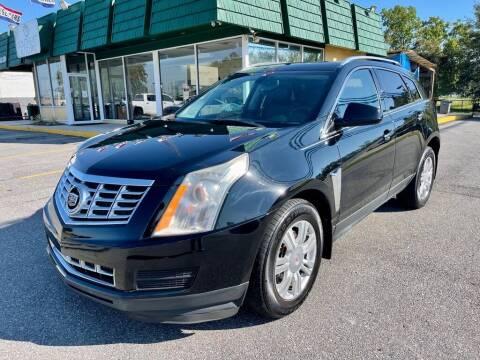 2016 Cadillac SRX for sale at Southeast Auto Inc in Walker LA