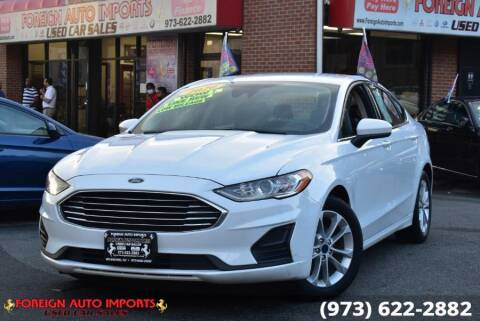 2020 Ford Fusion for sale at www.onlycarsnj.net in Irvington NJ