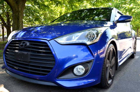 2013 Hyundai Veloster for sale at Wheel Deal Auto Sales LLC in Norfolk VA
