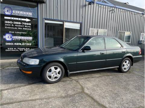 1996 Acura TL for sale at Chehalis Auto Center in Chehalis WA
