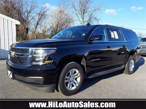 2018 Chevrolet Suburban for sale at BuyFromAndy.com at Hi Lo Auto Sales in Frederick MD