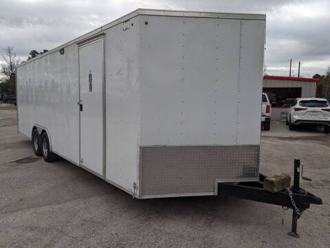 2019 Look Trailers EWL 24' Enclosed