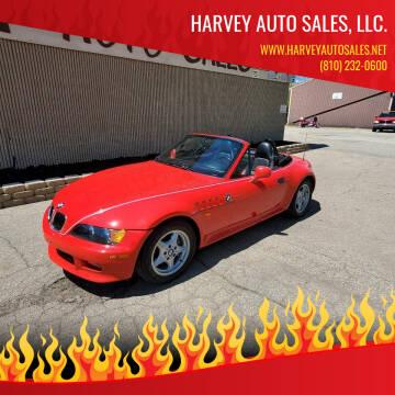 1999 BMW Z3 for sale at Harvey Auto Sales, LLC. in Flint MI