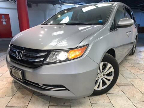 2017 Honda Odyssey for sale at EUROPEAN AUTO EXPO in Lodi NJ