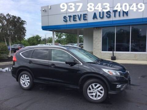 2015 Honda CR-V for sale at Austins At The Lake in Lakeview OH