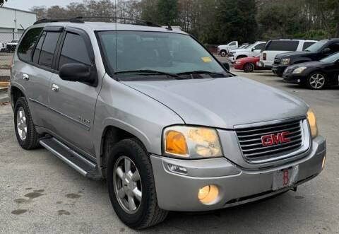 2006 GMC Envoy for sale at Cobalt Cars in Atlanta GA