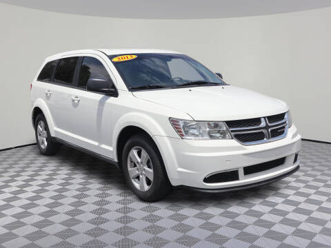 2013 Dodge Journey for sale at David Family Auto in New Port Richey FL