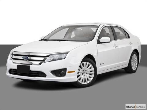 2010 Ford Fusion Hybrid for sale at SULLIVAN MOTOR COMPANY INC. in Mesa AZ