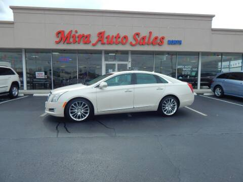 2013 Cadillac XTS for sale at Mira Auto Sales in Dayton OH