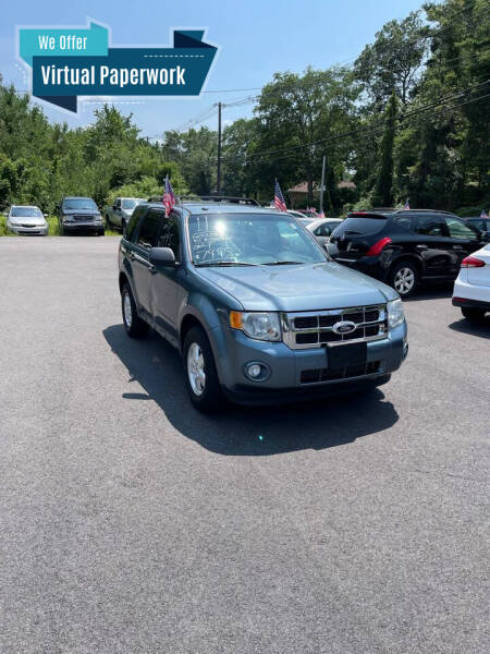 2011 Ford Escape for sale at Off Lease Auto Sales, Inc. in Hopedale MA