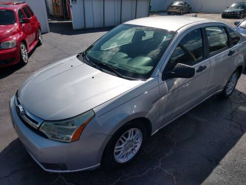 2010 Ford Focus for sale at AFFORDABLE AUTO SALES in We Finance Everyone! FL