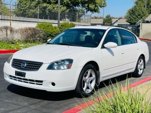 2005 Nissan Altima for sale at United Star Motors in Sacramento CA