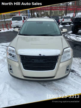 2014 GMC Terrain for sale at North Hill Auto Sales in Akron OH