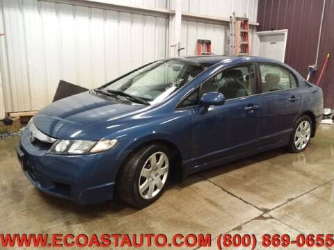 2010 Honda Civic for sale at East Coast Auto Source Inc. in Bedford VA