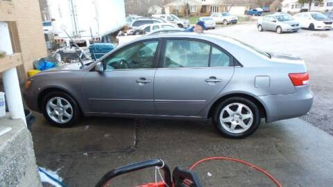 2006 Hyundai Sonata for sale at Tates Creek Motors KY in Nicholasville KY