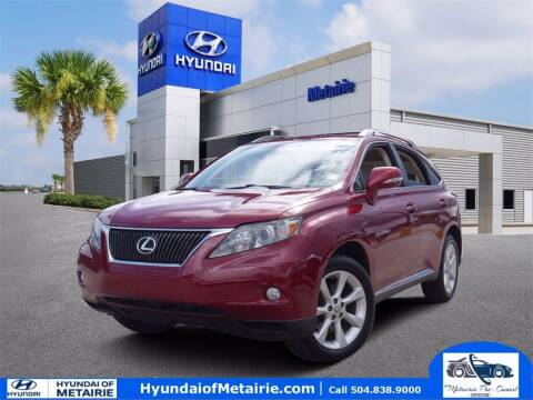 2010 Lexus RX 350 for sale at Metairie Preowned Superstore in Metairie LA