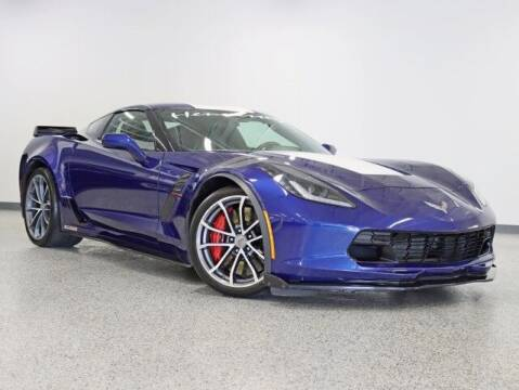 2018 Chevrolet Corvette for sale at Vanderhall of Hickory Hills in Hickory Hills IL