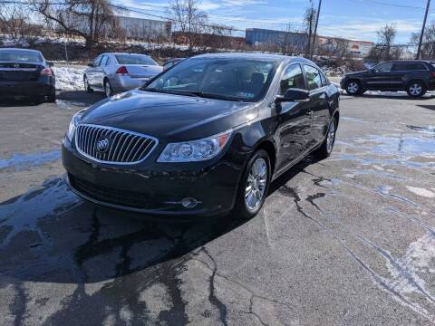 2013 Buick LaCrosse for sale at Worley Motors in Enola PA