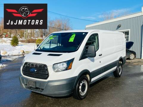 2017 Ford Transit Cargo for sale at J & J MOTORS in New Milford CT