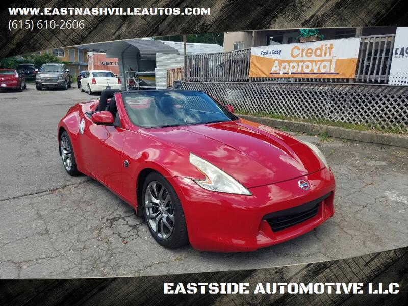 2012 Nissan 370Z for sale at EASTSIDE AUTOMOTIVE LLC in Nashville TN