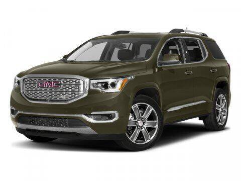 2017 GMC Acadia for sale at HILAND TOYOTA in Moline IL