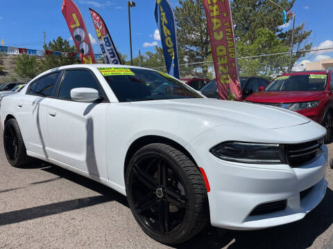 2016 Dodge Charger for sale at Duke City Auto LLC in Gallup NM