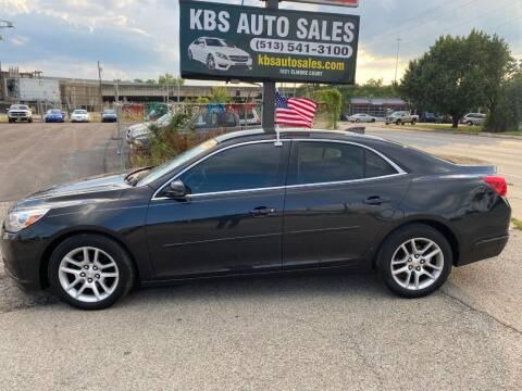 2015 Chevrolet Malibu for sale at KBS Auto Sales in Cincinnati OH
