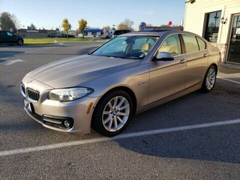 2015 BMW 5 Series for sale at Hi-Lo Auto Sales in Frederick MD