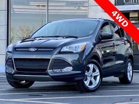 2016 Ford Escape for sale at Carmel Motors in Indianapolis IN