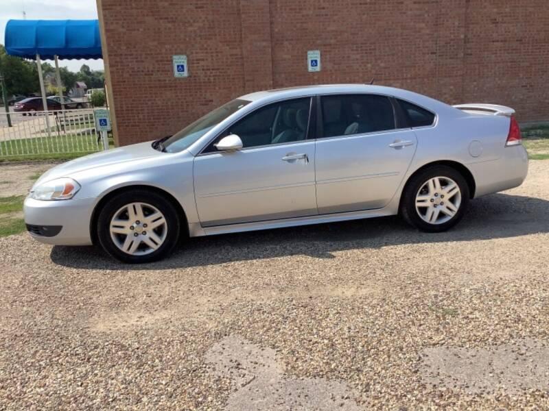 2011 Chevrolet Impala for sale at Paris Fisher Auto Sales Inc. in Chadron NE