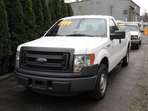 2013 Ford F-150 for sale at Royal Auto Sales, LLC in Algona WA