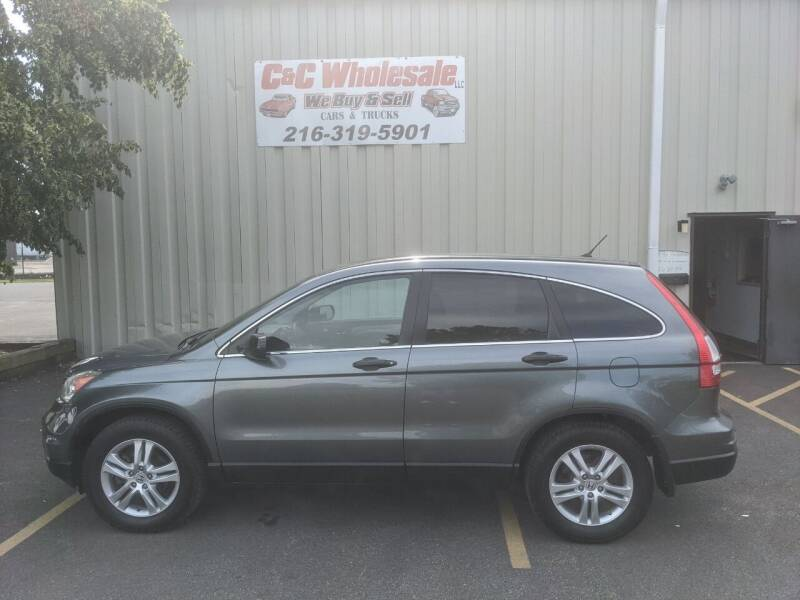 2010 Honda CR-V for sale at C & C Wholesale in Cleveland OH