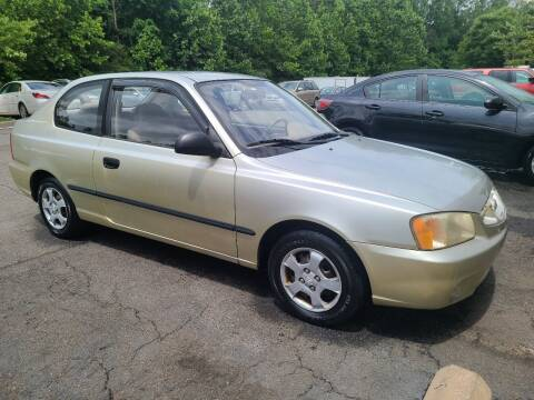 2002 Hyundai Accent for sale at Lexton Cars in Sterling VA