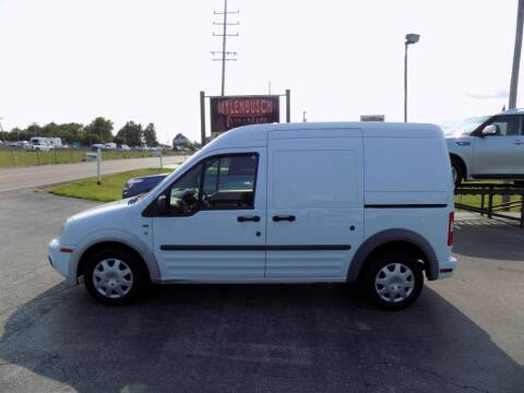 2012 Ford Transit Connect for sale at MYLENBUSCH AUTO SOURCE in O'Fallon MO