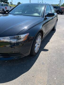 2015 Audi A6 for sale at BRYANT AUTO SALES in Bryant AR
