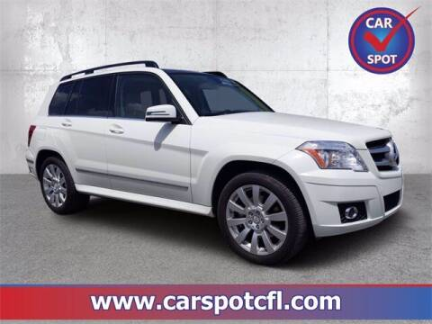 2012 Mercedes-Benz GLK for sale at Car Spot Of Central Florida in Melbourne FL