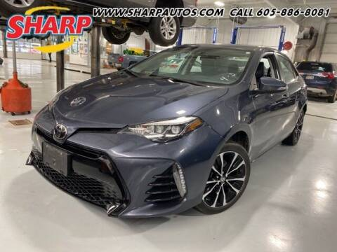 2018 Toyota Corolla for sale at Sharp Automotive in Watertown SD