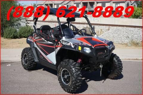 2012 Polaris Ranger RZR Sport Performance for sale at Motomaxcycles.com in Mesa AZ