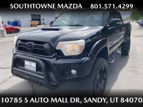 2015 Toyota Tacoma for sale at Southtowne Mazda of Sandy in Sandy UT