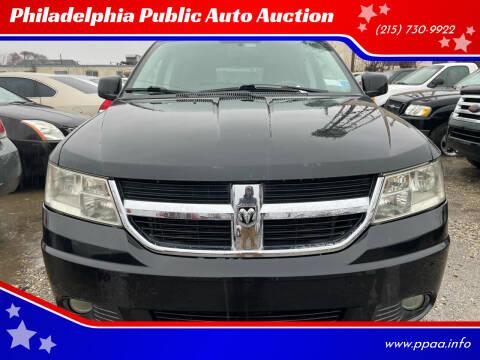 2009 Dodge Journey for sale at Philadelphia Public Auto Auction in Philadelphia PA