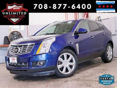 2013 Cadillac SRX for sale at Unlimited Motor Cars in Bridgeview IL