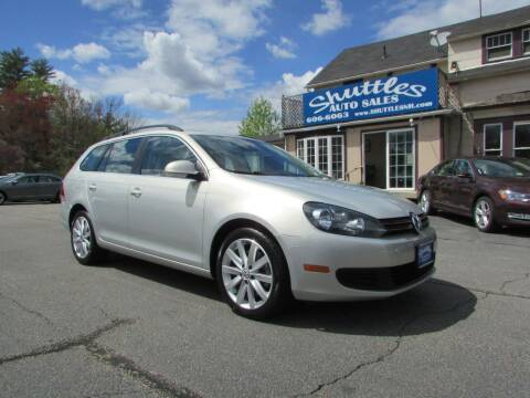 2011 Volkswagen Jetta for sale at Shuttles Auto Sales LLC in Hooksett NH