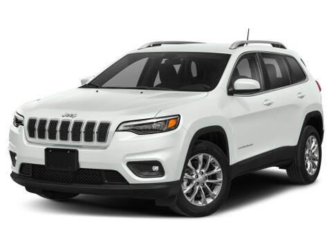2019 Jeep Cherokee for sale at West Motor Company in Hyde Park UT
