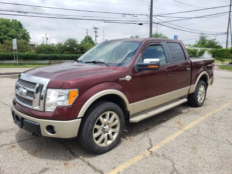 2009 Ford F-150 for sale at REM Motors in Columbus OH