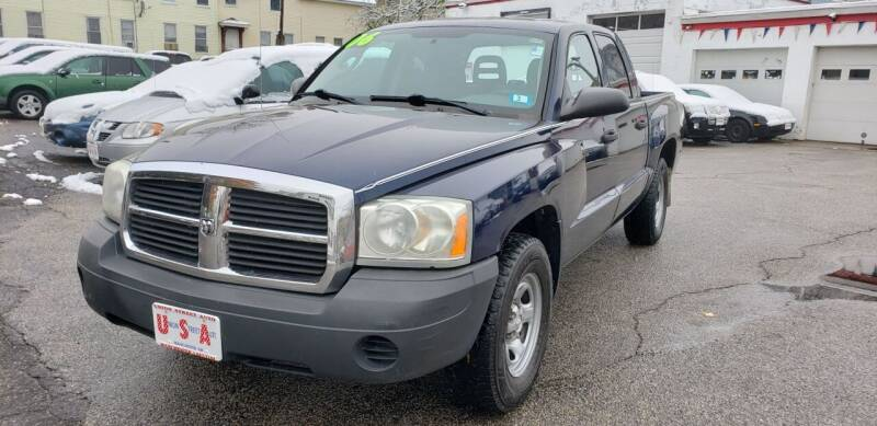 2006 Dodge Dakota for sale at Union Street Auto in Manchester NH