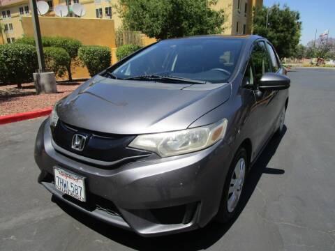 2015 Honda Fit for sale at PRESTIGE AUTO SALES GROUP INC in Stevenson Ranch CA