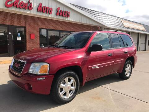 2004 GMC Envoy for sale at Eden's Auto Sales in Valley Center KS