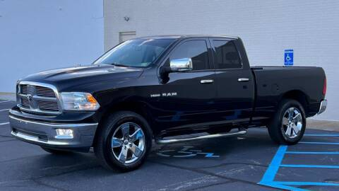 2010 Dodge Ram Pickup 1500 for sale at Carland Auto Sales INC. in Portsmouth VA
