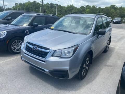 2017 Subaru Forester for sale at Infiniti Stuart in Stuart FL